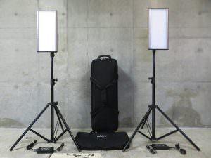 PERGEAR Lightmate Plus LED 写真撮影ライトパネル