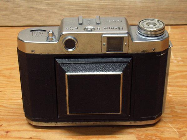 フィルムカメラ 中判カメラ1